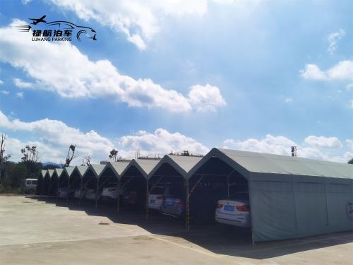 长水机场停车